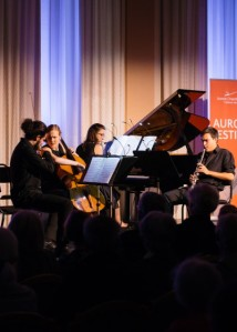 Aurora Chamber Music Autumn 2015